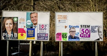 verkiezingen Wet DBA